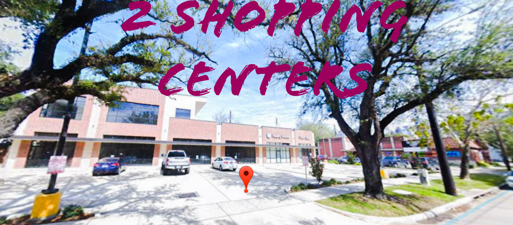 Shopping Center ForSale in Wealthiest Neighborhood of USA – Houston River Oaks