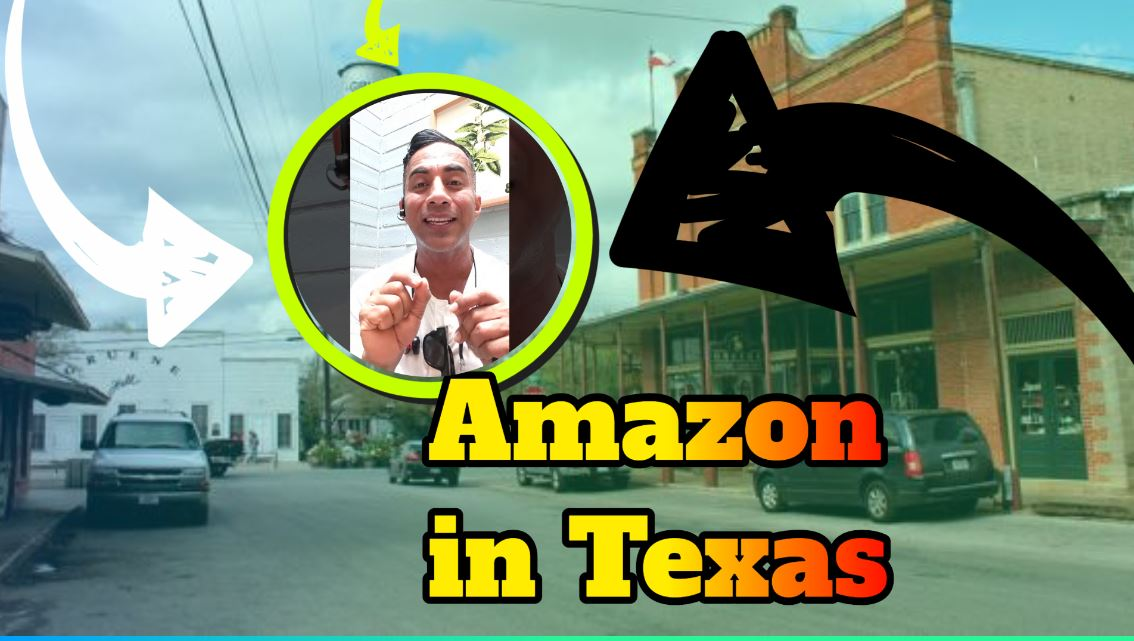 Amazon the Ecommerce Giant is investing in tiny town in Texas
