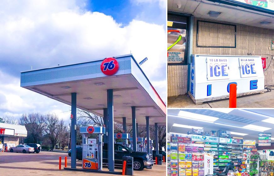 2 Houston Gas Stations For Sale – C-Stores